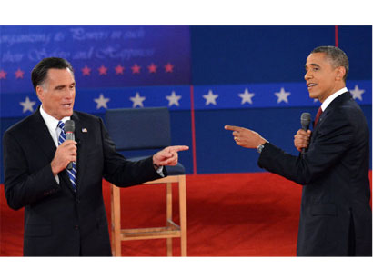 Obama, Romney in tight race as first results come in