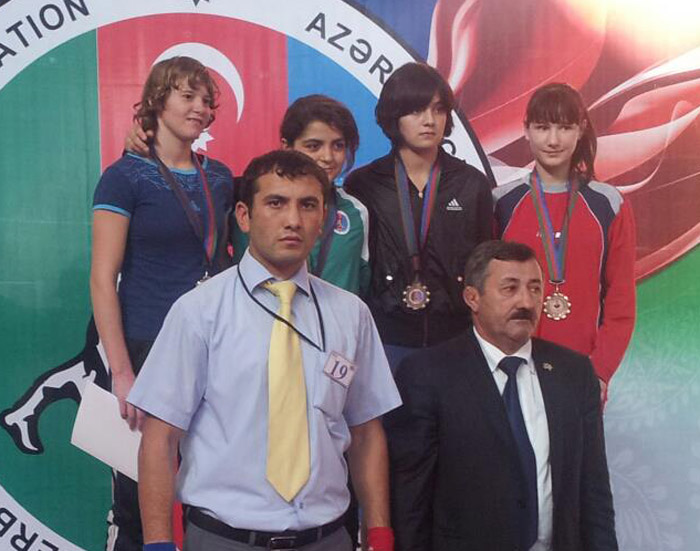 Yeniyetmə güləşçilərin respublika turniri başa çatdı (FOTO) - Gallery Image