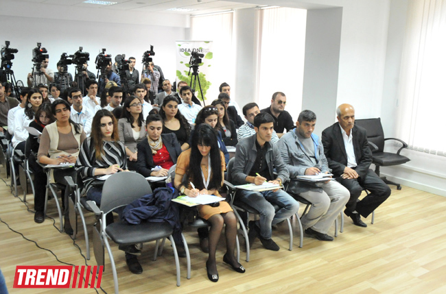 IDEA project 'For sake of green Azerbaijan' successfully completed (PHOTO) - Gallery Image