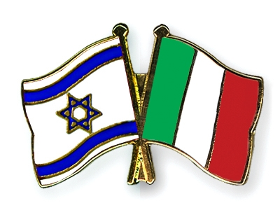 Israel, Italy declare commitment to preventing nuclear-armed Iran