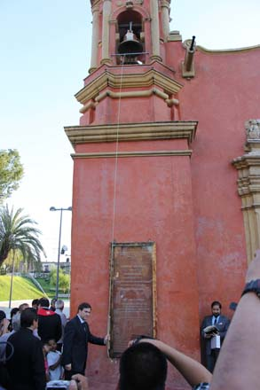 Three bells donated by Azerbaijani government for Mexico City (PHOTO) - Gallery Image