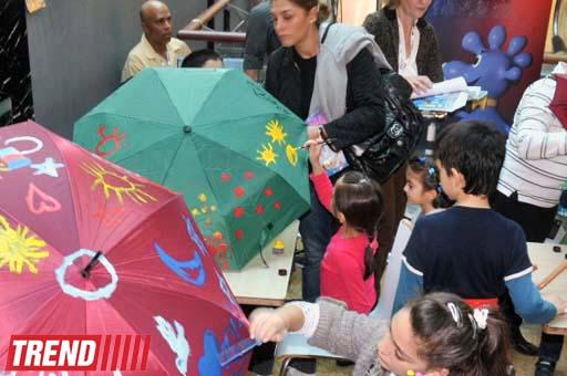 """Bakıda keçirilən """"City Challenge"""" yarışları çərçivəsində uşaqlar üçün əyləncəli proqram təşkil olunub (FOTO) - Gallery Image"""