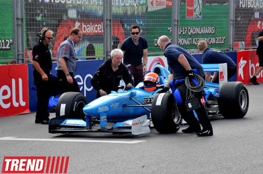 Technical Manager: No serious problem recorded in City Challenge car race in Baku (PHOTO) - Gallery Image