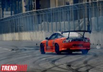 Car tricks demonstrated within City Challenge race in Baku (PHOTO) - Gallery Thumbnail