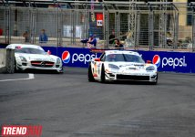 Qualifying session of City Challenge car race starts in Baku (PHOTO) - Gallery Thumbnail