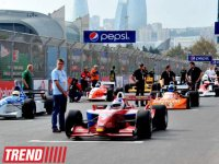 Technical Manager: No serious problem recorded in City Challenge car race in Baku (PHOTO) - Gallery Thumbnail