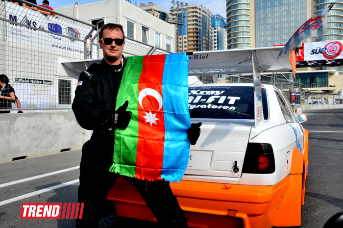 Pilot, performing best maneuver of City Challenge race in Baku, revealed (PHOTO)