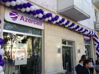 Azercell Telecom opens new express office in Ganja - Gallery Thumbnail