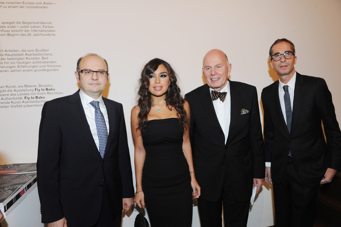 Leyla Aliyeva: Azerbaijan is a country where different cultures, nations and religions live in peace (PHOTO) - Gallery Image