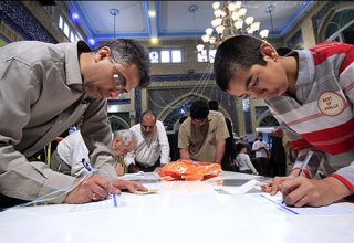Six Iranian politicans withdraw their candidacies from presidential elections
