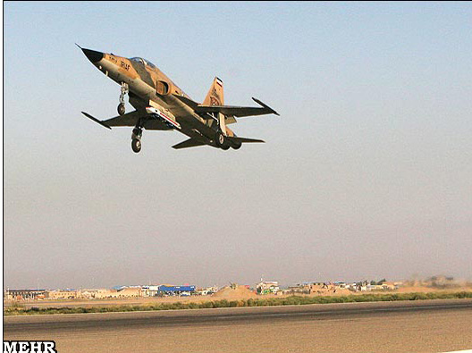 Iran's Air Force and Ground Force to hold joint military exercises