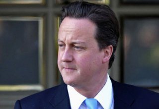 Cameron is lined up to be the UK's candidate as head of NATO
