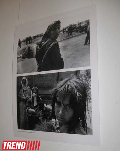 Azərbaycan və Rusiya fotoqraflarının birgə sərgisi açılıb (FOTO) - Gallery Image