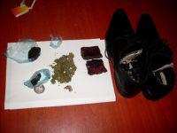 Bakıda cəzaçəkmə müəssisəsinə ayaqqabı dabanının içərisində narkotik keçirilməsinin qarşısı alınıb (FOTO) - Gallery Thumbnail