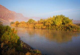 Ekologiya Nazirliyi: Araz çayının suyunun Urmiya gölünə axıdılması ilə bağlı heç bir razılaşma yoxdur