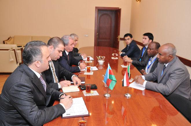 Судан приглашает азербайджанские компании к участию в приватизации в  сфере ИКТ