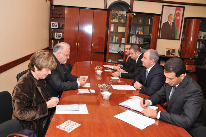 Azerbaijan, France to discuss new cooperation areas in ICT