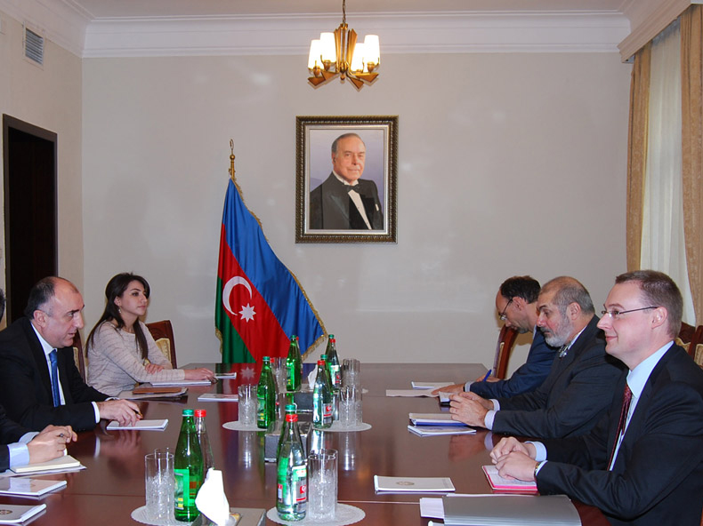 Azerbaijani FM: If Armenia accepts proposals of Minsk Group it must sign a comprehensive peace agreement - Gallery Image