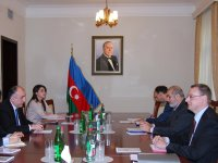 Azerbaijani FM: If Armenia accepts proposals of Minsk Group it must sign a comprehensive peace agreement - Gallery Thumbnail