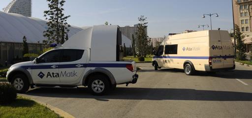 Azerbaijani AtaBank launches mobile ATM service (PHOTO) - Gallery Image