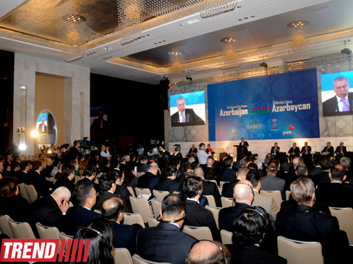 Top official: Azerbaijan created economic model based on democratic principles for 20 years (PHOTO) - Gallery Image