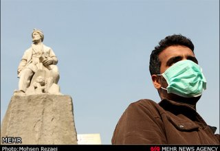 Dust storms affecting Iran may be contaminated with uranium - official