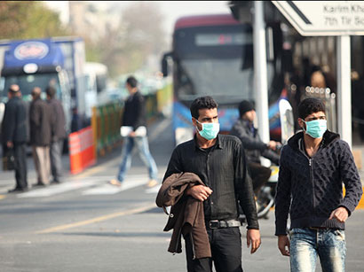MP: Iranian economy daily loses 800 billion rials due to air pollution