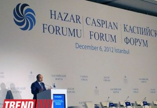Top official: Resources of Caspian Sea countries can ensure world energy needs