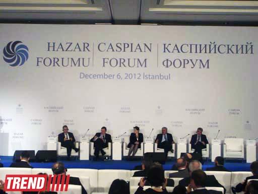 Turkish Deputy FM: Caspian Sea's energy resources - key for international energy security