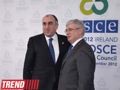 OSCE head: Nagorno-Karabakh conflict must be rapidly solved (PHOTO)