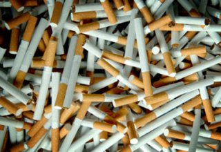 Iran sees 123 percent increase in cigarettes imports