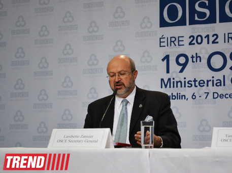 OSCE Chairperson-in-Office wants progress in Nagorno-Karabakh conflict (PHOTO) - Gallery Image