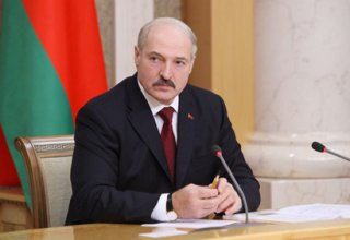 Exit poll: Lukashenko winning 79.7% of votes at Belarus' presidential election