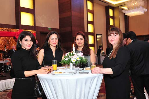Ernst & Young celebrates the expansion of its practice in Baku (PHOTO) - Gallery Image