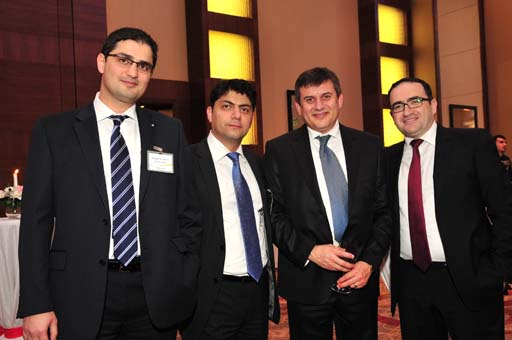 Ernst & Young celebrates the expansion of its practice in Baku (PHOTO)