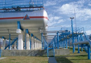 Kazakh national postal service operator to buy liquefied gas via tender