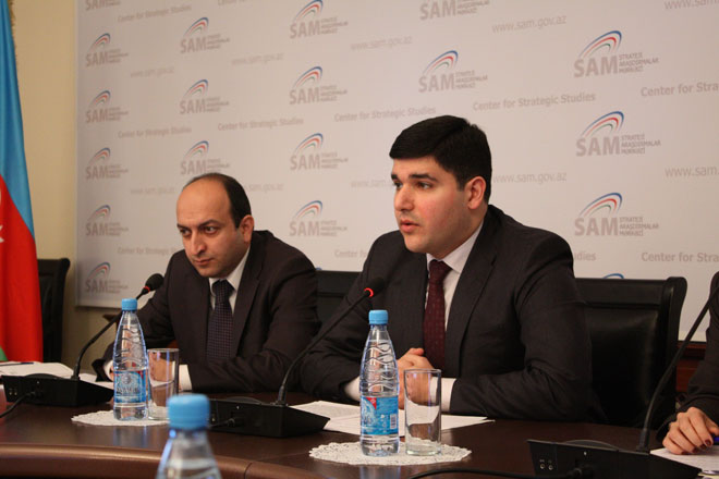 Azerbaijani Center for Strategic Studies assesses pre-election situation in Armenia (PHOTO) - Gallery Image