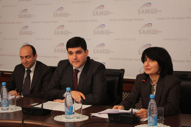 Azerbaijani Center for Strategic Studies assesses pre-election situation in Armenia (PHOTO)