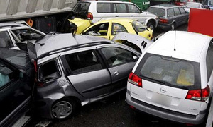 Over thousand people died in road accidents in Kazakhstan since early 2013
