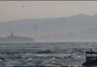 Several sea crossings cancelled in Istanbul