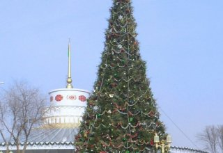 Working day postponed in Turkmenistan for celebration of the New Year
