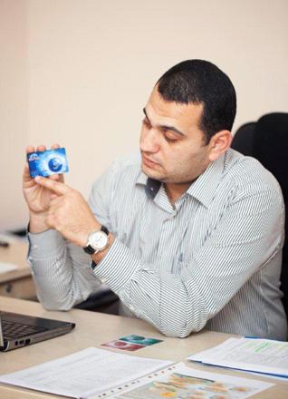 «Чудо печка» презентовала скидочную карту «Şirin Kart» (ФОТО) - Gallery Image