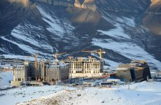 Azerbaijani President inaugurates Gaya hotel in Shahdag winter and summer tourism complex   (PHOTO) - Gallery Thumbnail