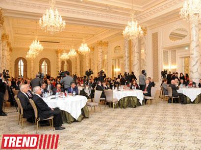 Baku hosts Azerbaijan 2013: new targets, new victories conference (PHOTO)(UPDATE)