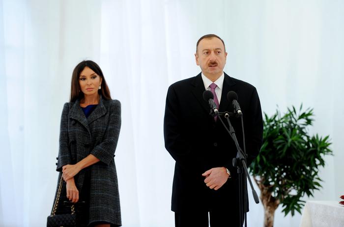 Prezident İlham Əliyev: Vaxt gələcək Azərbaycan öz ərazi bütövlüyünü istənilən yolla bərpa edəcək (FOTO)