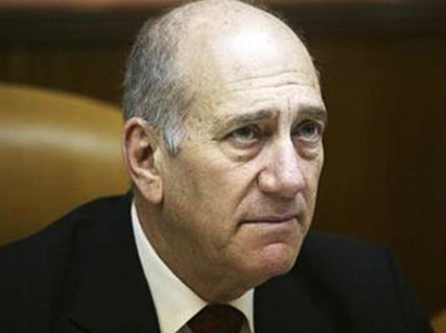 Former Israeli PM Olmert sentenced to six-year jail term for corruption