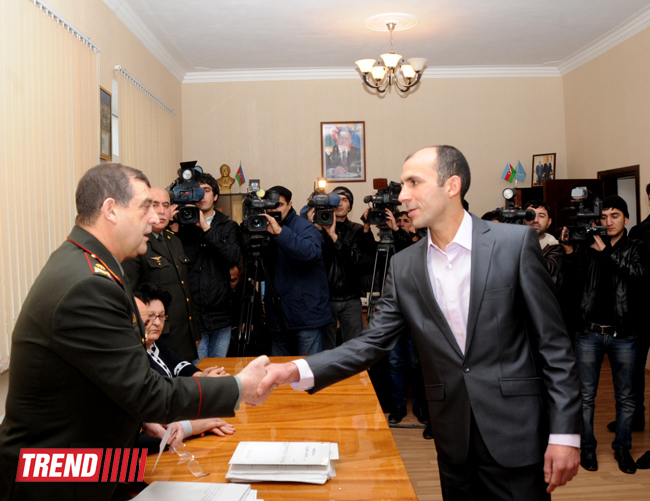 Prisoners pardoned by Azerbaijani President's decree released - Gallery Image