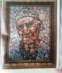 Уникальная живопись из камней полковника полиции Самеда Самедоглу (фотосессия) - Gallery Thumbnail