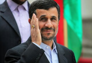 News website close to Iran's Ahmadinejad out of access
