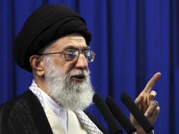 Iran's Khamenei: IRGC not necessary in political arena
